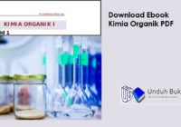 Ebook Kimia Organik