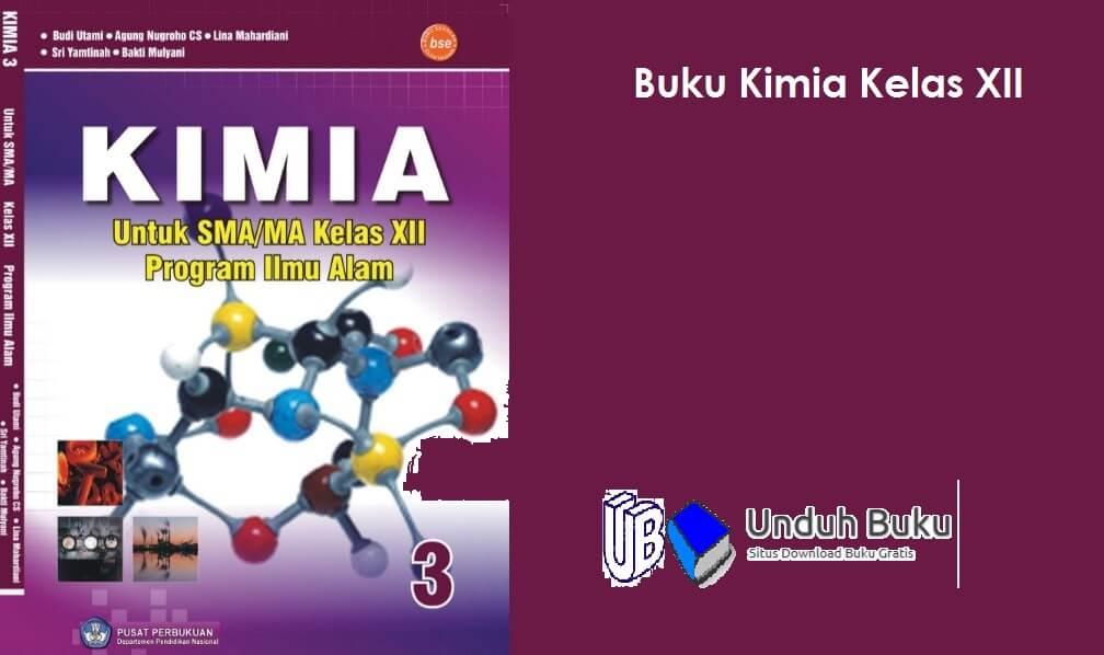 Buku Kimia Kelas XII