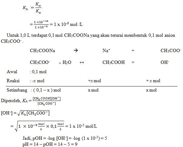 Hidrolisis 5