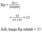 Kesetimbangan Kimia No 39