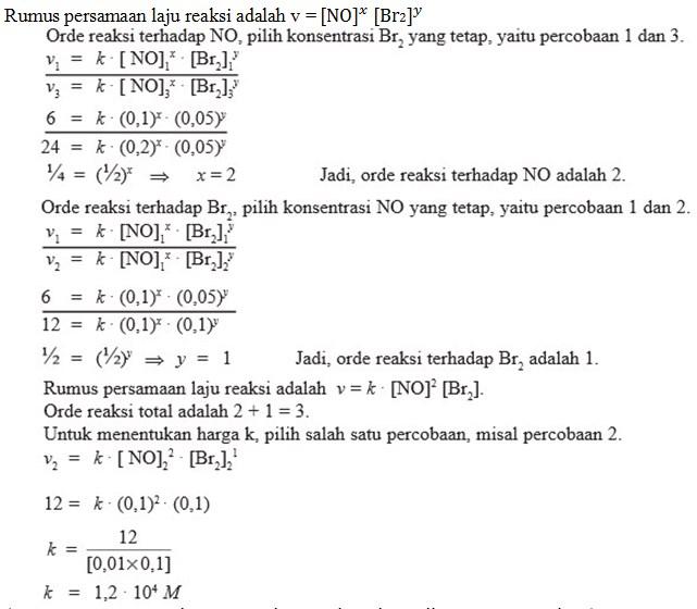 Laju Reaksi no 13-2