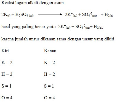 Soal Alkali no 42