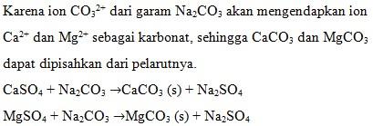 soal alkali tanah no 3
