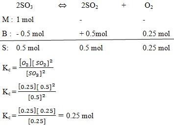 soal kesetimbangan kimia no 22