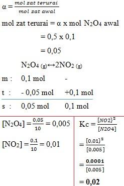 soal kesetimbangan kimia no 37