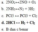 soal kesetimbangan kimia no 42