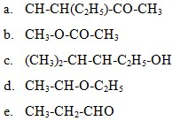 soal turunan senyawa alkana kelas 12 no 5