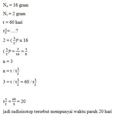unsur radioaktif 23