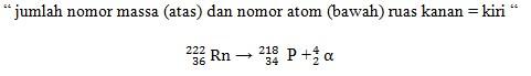 unsur radioaktif 31