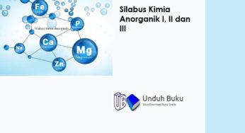 Silabus Kimia K 13 Edisi Revisi