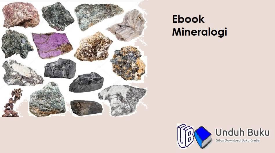 Ebook Mineralogi Gratis
