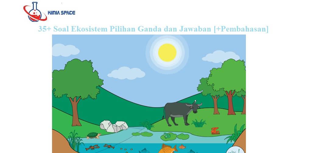 35+ Soal Ekosistem Pilihan Ganda