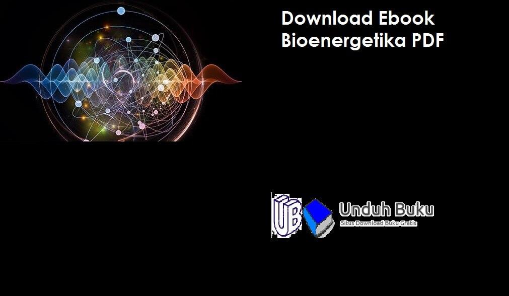Download Ebook Bioenergetika