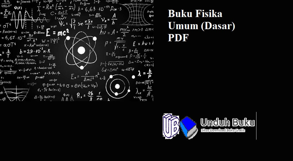 Download Buku Fisika Dasar PDF