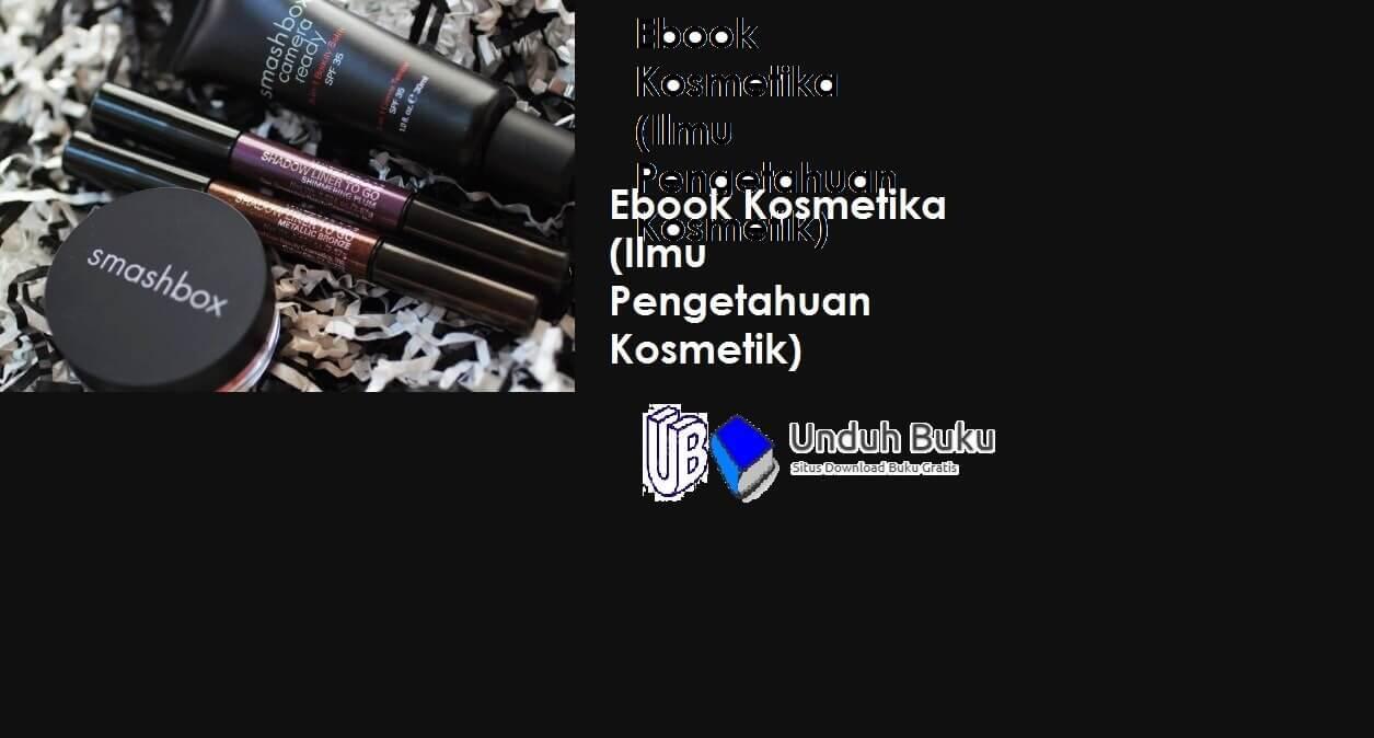 Ebook Kosmetika