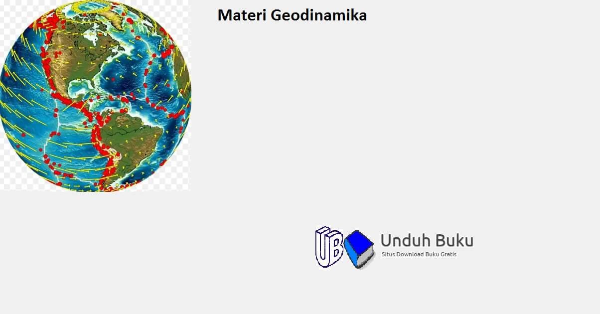 Geodinamika