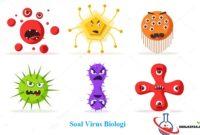 Soal Virus Biologi