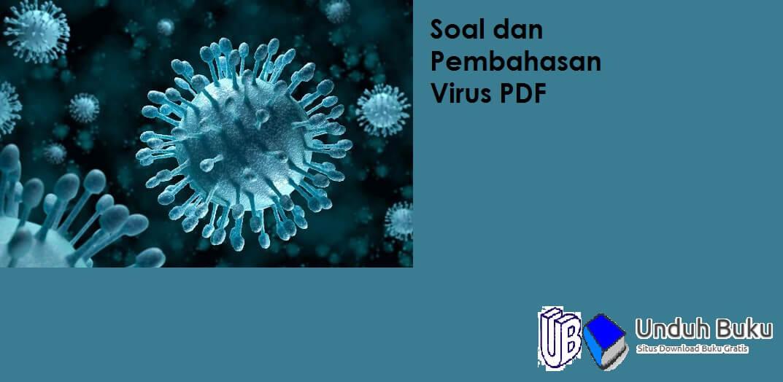 Soal dan Pembahasan Virus