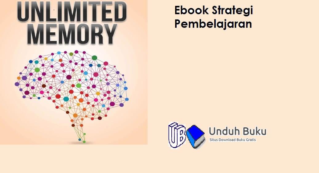 Ebook Strategi Pembelajaran