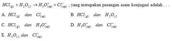 soal atom no 4