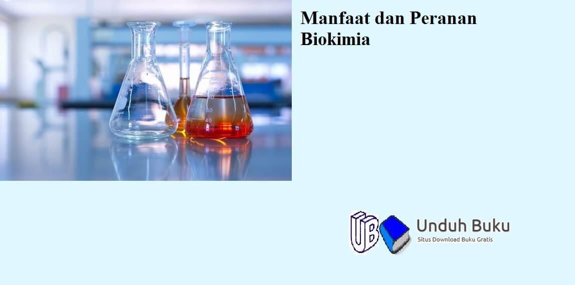 Peranan Biokimia