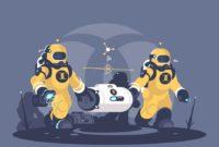Proteksi Radiasi – Pengertian, Teknik dan Aturan Dasar