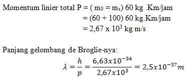 Soal De Brog Lie 9