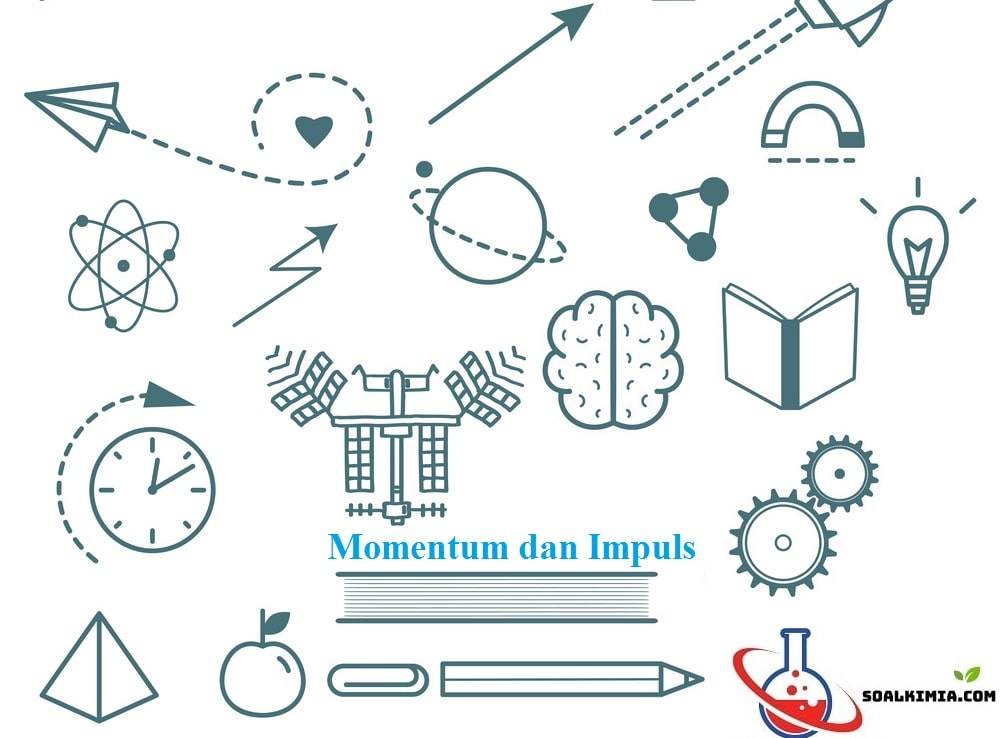 Soal Momentum dan Impuls