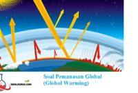 Soal pemanasan global dan efek rumah kaca