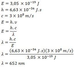 Soal radiasi benda hitam no 13-1