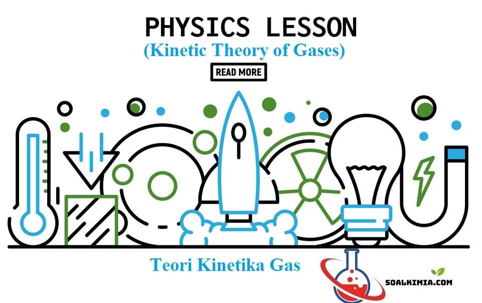 Soal teori kinetik gas