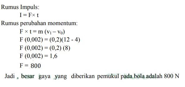 soal momentum dan impuls-11