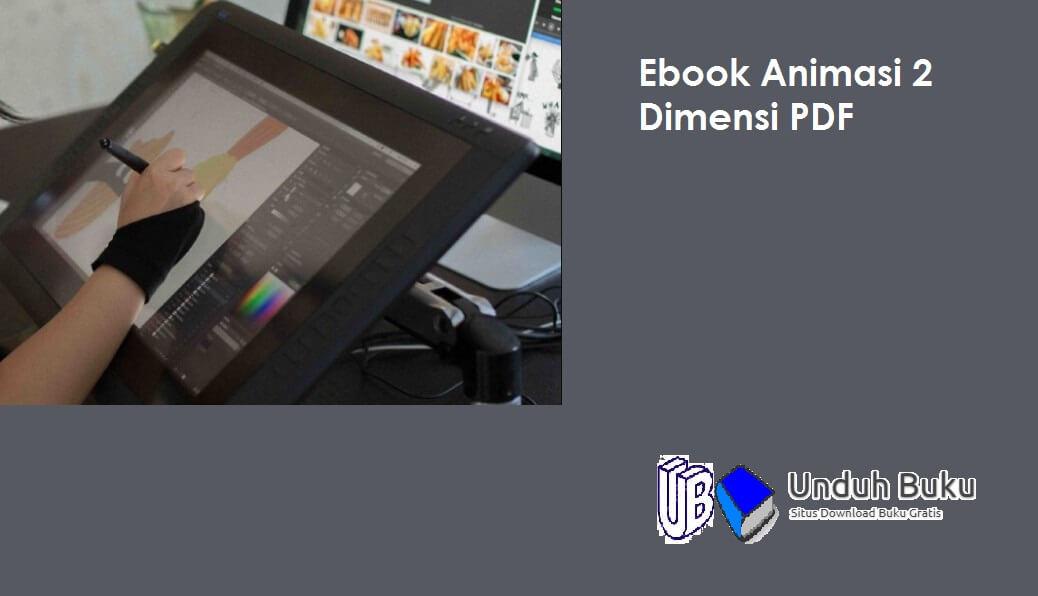 Ebook Animasi 2D dan Tekniknya