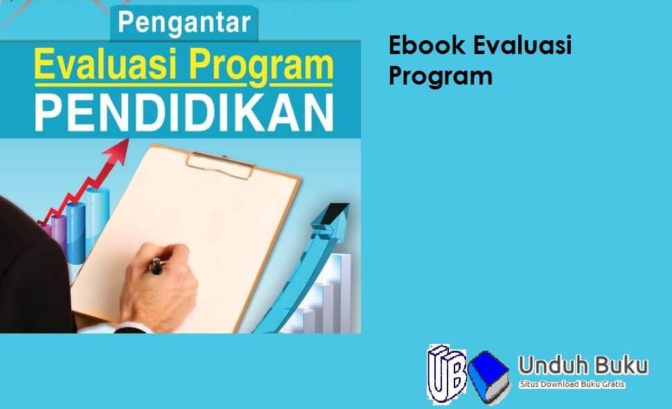 Download Ebook Evaluasi Pendidikan