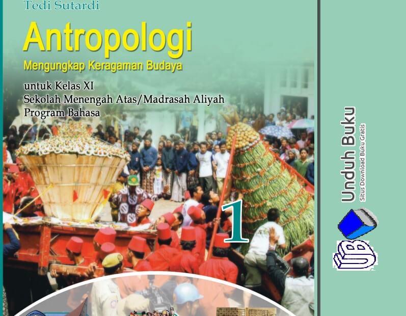Antropologi Kelas 11 PDF
