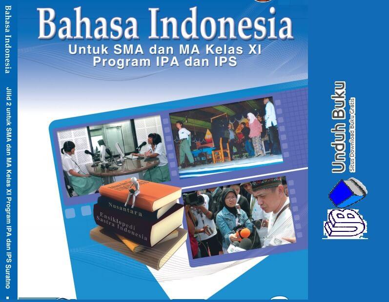 Buku Bahasa Indonesia Kelas XI SMA