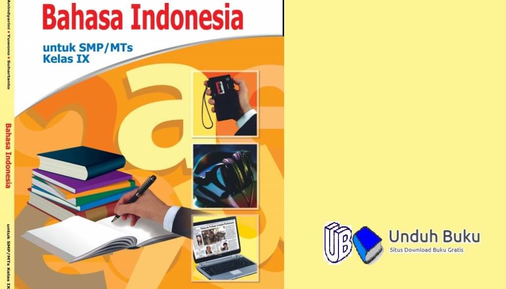 Buku Bahasa Indonesia Kelas 9 Kurikulum 2013