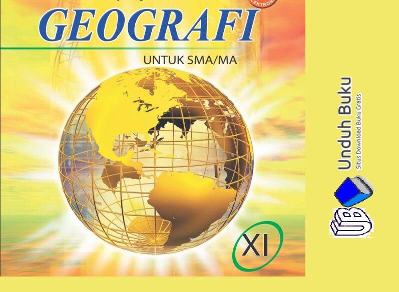 Buku Geografi Kelas XI
