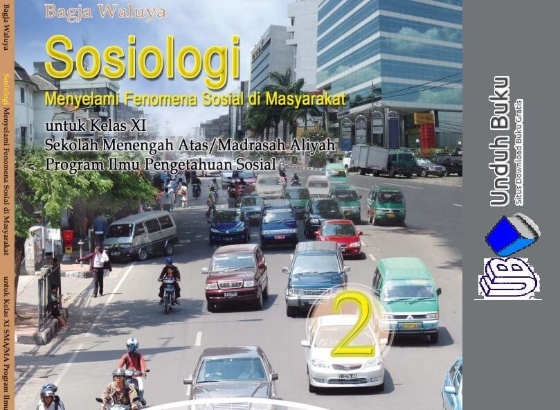 Buku Sosiologi Kelas XI