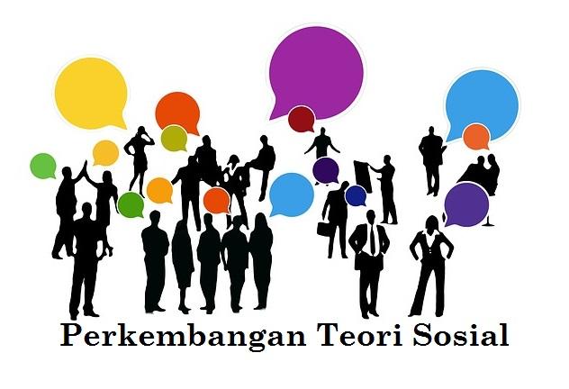 Ebook Perkembangan Teori Sosial