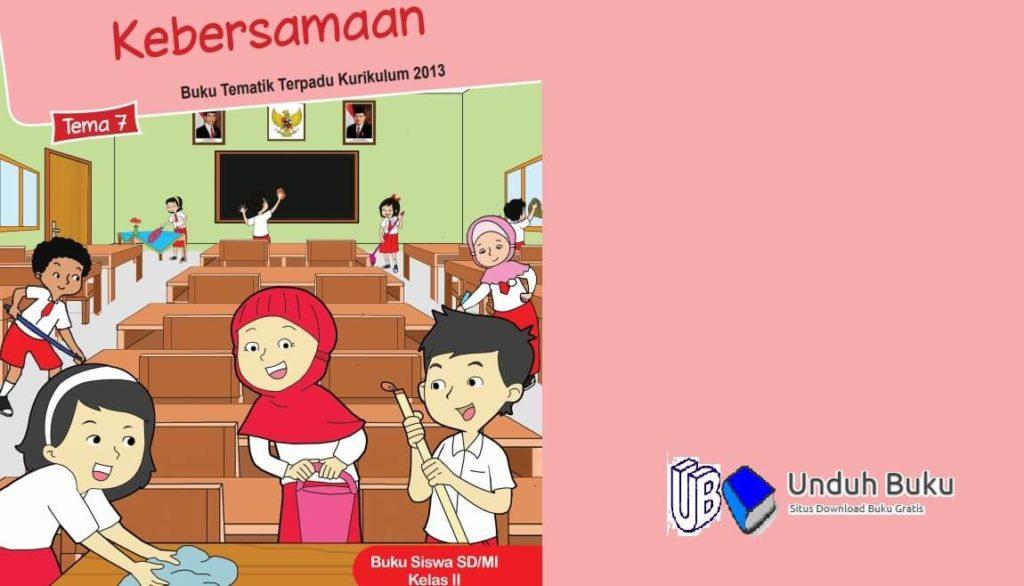 Buku Kebersamaan Kelas 2 SD (1)