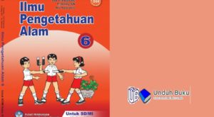 Buku Kelas 6 IPA SD/MI Kurikulum 2013 Revisi 2018