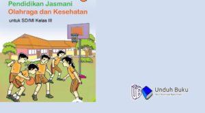 Buku Penjaskes Kelas 3 SD/MI Kurikulum 2013 Revisi 2018