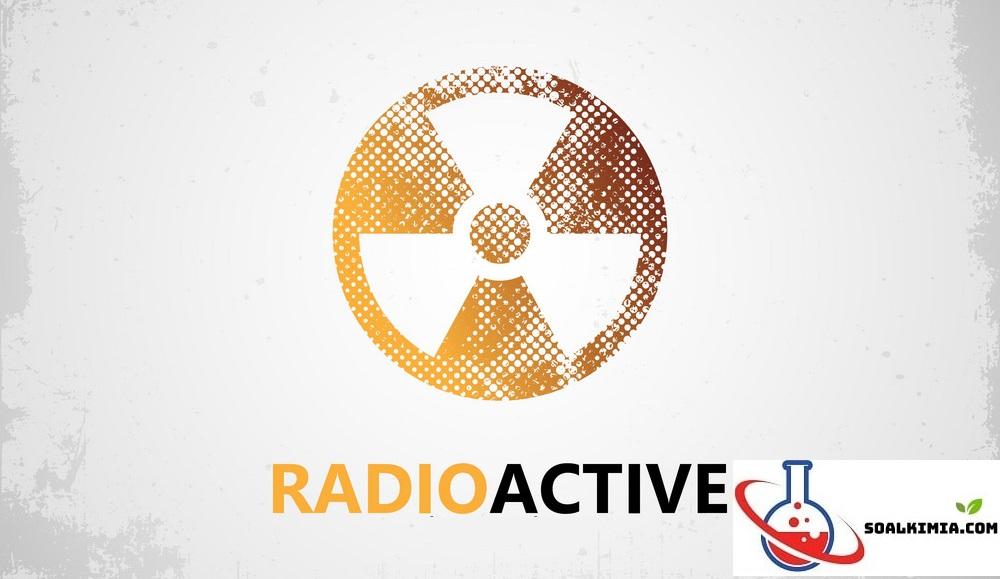 Soal radioaktif