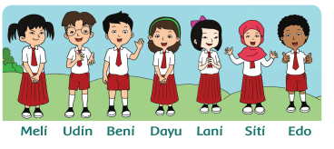 Buku Tema 7: Kebersamaan Kelas 2 Kurikulum 2013 Revisi 2018