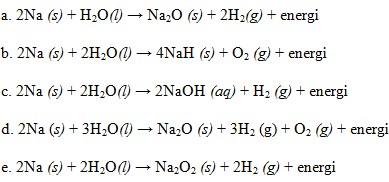 soal kimia unsur no 19