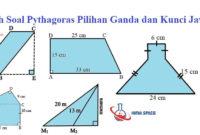 Soal Pythagoras Pilihan Ganda