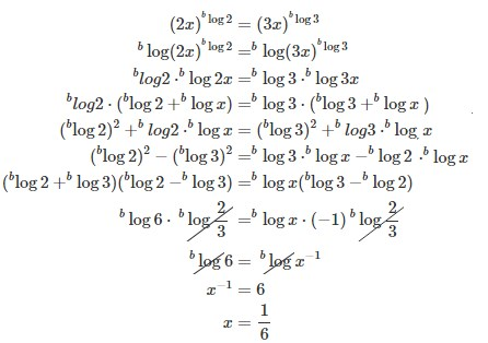logaritma no 11
