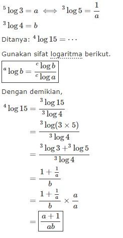 logaritma no 18