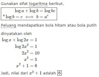 logaritma no 2
